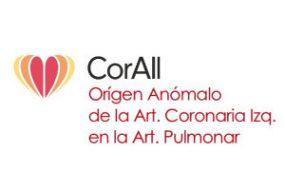 Arteria coronaria izquierda en la arteria pulmonar
