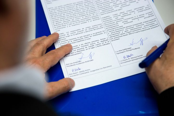 Acuerdo Quiron Dexeus – Cor Barcelona
