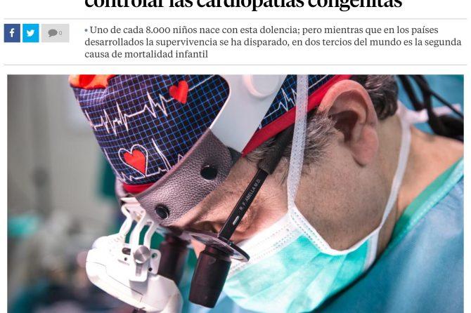 """Entrevista del Dr Raúl Abella en el periódico """"La Vanguardia"""""""